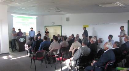 Alternatif Ürün konulu İzmir-Isparta Teknik Gezisi