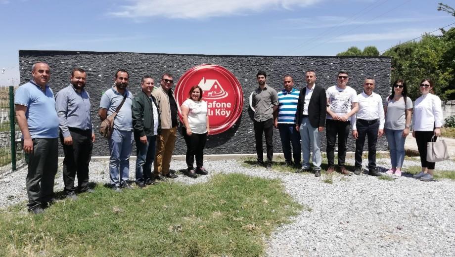 GAP TEYAP İzmir Organik Tarım Fuarı' nda